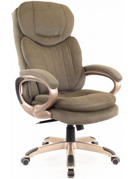 Кресло Everprof Boss T Ткань Коричневый