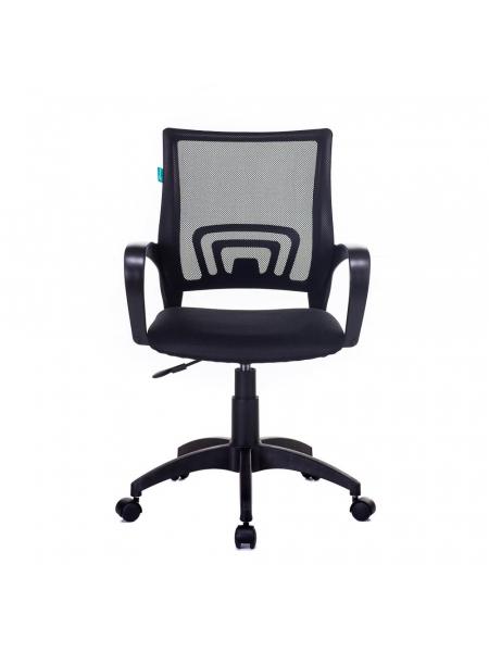 Кресло CH-695NLT/BLACK спинка сетка черный TW-01 сиденье черный TW-11