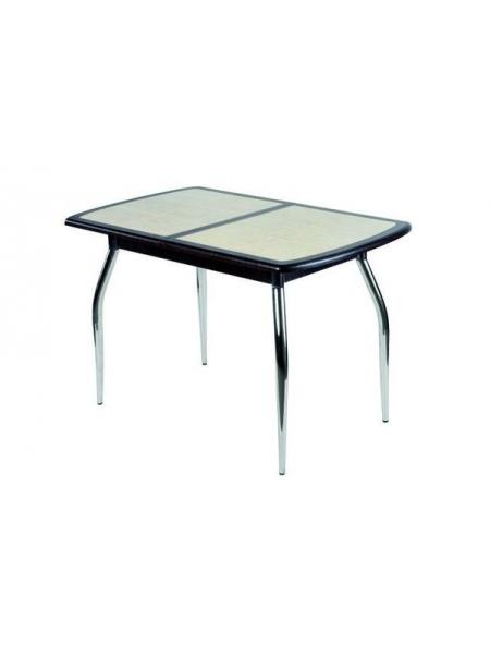 Стол раздвижной Фартинг с плиткой овал