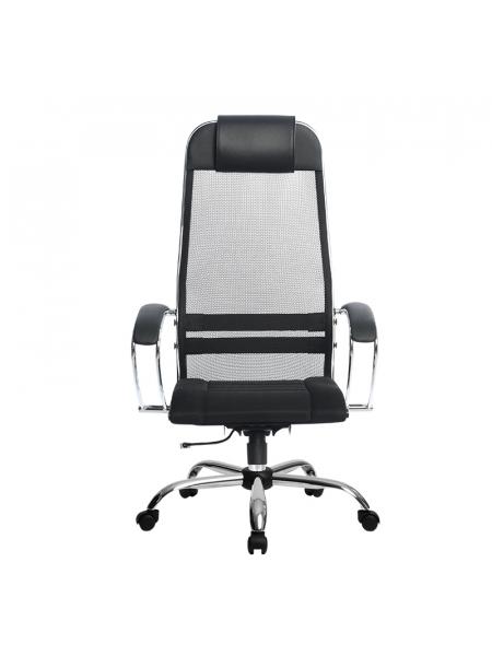 Офисное кресло SU-1-BK Комплект 3 черный CH