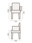 Кресло «Мадрид»