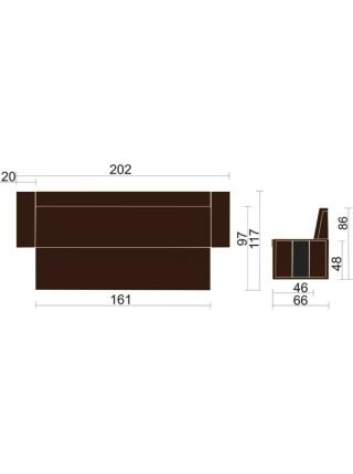Кухонный диван «Остин»