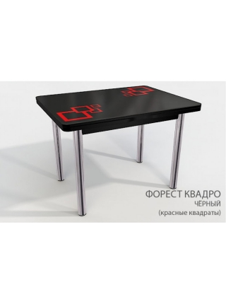 Стол раздвижной Форест Квадро